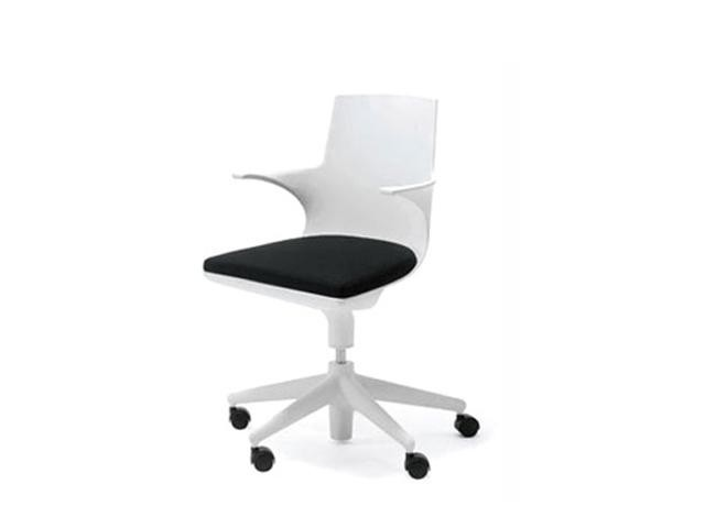 00119   SEDIA UFFICIO SPOON CHAIR BY KARTELL