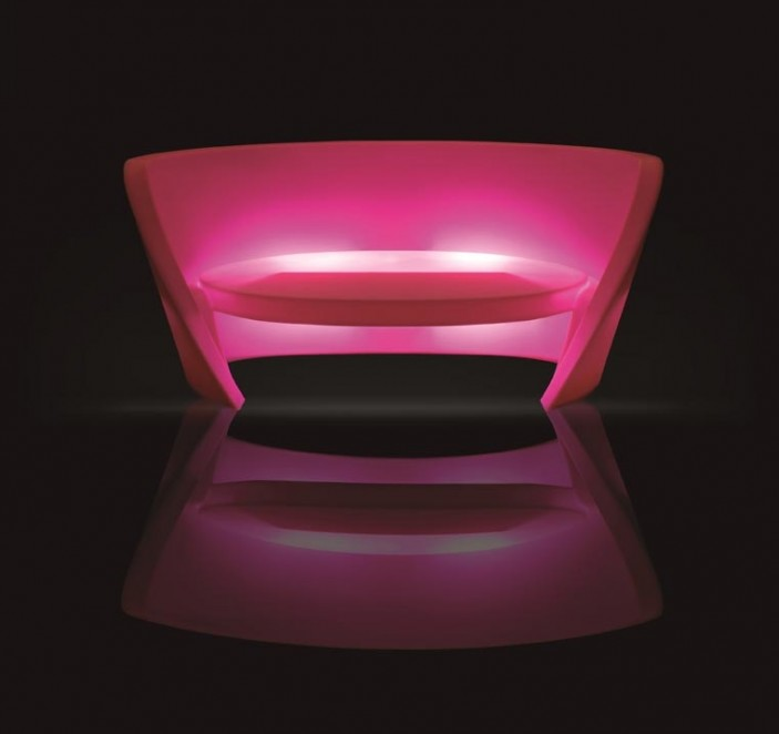 07063 RAP LIGHT IN FUCSIA